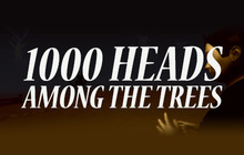 1,000 Heads Among the Trees Badge