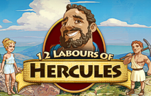 12 Labours of Hercules Badge