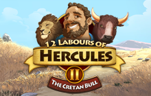 12 Labours of Hercules II: The Cretan Bull Badge