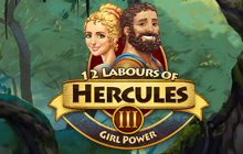 12 Labours of Hercules III: Girl Power Badge