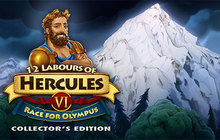 12 Labours of Hercules VI: Race for Olympus Collector's Edition Badge