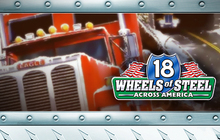 18 Wheels of Steel: Across America Badge