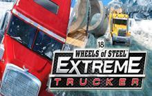 18 Wheels of Steel: Extreme Trucker Badge