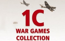 1C War Games Collection Badge
