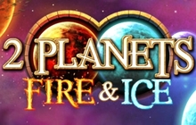 2 Planets Fire and Ice Badge