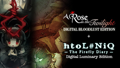 A Rose in the Twilight / htol#NiQ: The Firefly Diary Digital Limited Edition
