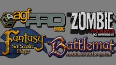 Axis Game Factory's AGFPRO + FANTASY + ZOMBIE