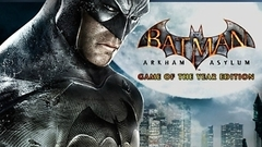 Batman: Arkham Asylum Game of the Year Edition