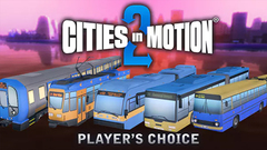Cities In Motion 2: Players Choice Vehicle Pack