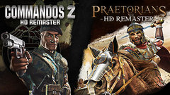 Commandos 2 & Praetorians HD: Remaster - Double Pack