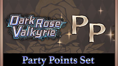 Dark Rose Valkyrie: Party Points Set