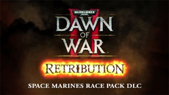 Warhammer® 40,000™: Dawn of War II - Retribution Space Marines Race Pack