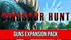 Dinosaur Hunt - Guns Expansion Pack