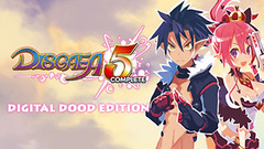 Disgaea 5 Complete: Digital Dood Edition