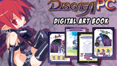 Disgaea PC - Digital Art Book
