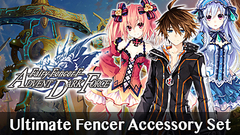 Fairy Fencer F ADF Ultimate Fencer Accessory Set