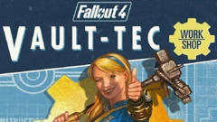 Fallout 4 DLC: Vault-Tec Workshop