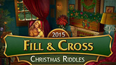 Fill and Cross Christmas Riddles
