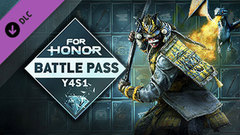 For Honor - Battle Pass - Year 4 Season 1