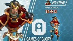 Games of Glory - Byorn Pack