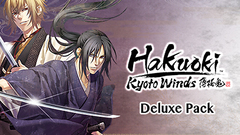 Hakuoki: Kyoto Winds Deluxe Pack
