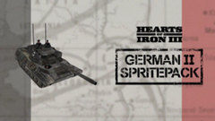Hearts of Iron III: German II Spritepack