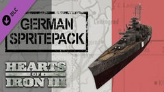 Hearts of Iron III: German Sprite Pack
