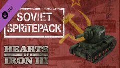 Hearts of Iron III: Soviet Infantry Pack