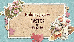 Holiday Jigsaw Easter 3