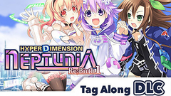 Hyperdimension Neptunia Re;Birth 1 - Tag Along DLC