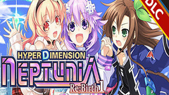 Hyperdimension Neptunia Re;Birth1 Histoire Battle Entry