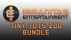 Immanitas Tiny Tots Zoo Bundle