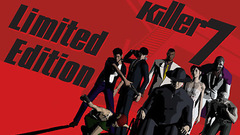 killer7: Digital Limited Edition