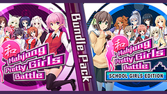 Mahjong Pretty Girls Battle Bundle Pack