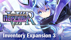 Megadimension Neptunia VIIR - Inventory Expansion 3