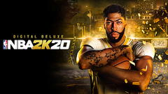 NBA 2K20 Digital Deluxe