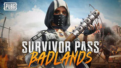 PUBG - Survivor Pass 5: Badlands