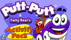 Putt-Putt® & Fatty Bear Activity Pack