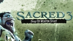 Sacred 3 - Z4ngr13f Weapon Spirit DLC
