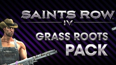 Saints Row IV Grass Roots Pack DLC