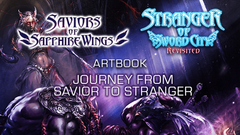 Saviors of Sapphire Wings/Stranger of Sword City Revisited-'Journey from Savior to Stranger' Artbook