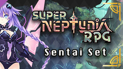 Super Neptunia RPG - Sentai Set DLC