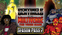Sentinels of the Multiverse - Season Pass 2