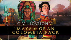 Sid Meier's Civilization® VI: Maya & Gran Colombia Pack