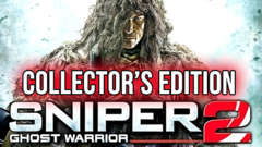 Sniper Ghost Warrior 2 - Collector's Edition