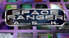 Space Ranger Arcade Shooter Kit