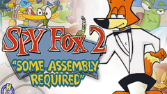 Spy Fox 2 'Some Assembly Required'