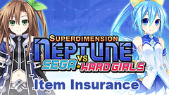 Superdimension Neptune VS Sega Hard Girls - Item Insurance