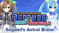 Superdimension Neptune VS Sega Hard Girls - Segami's Astral Brave