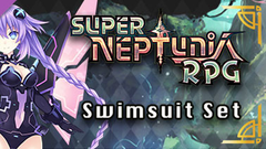 Super Neptunia RPG - Swimsuit Set DLC